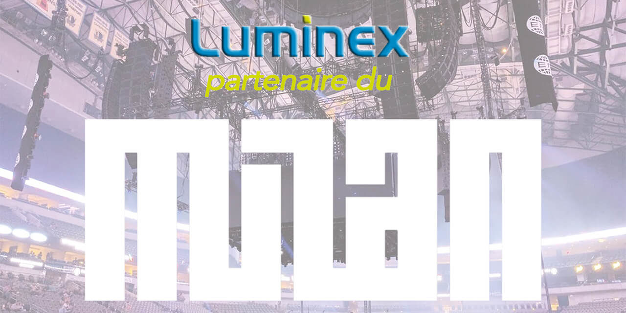 LUMINEX AU CATALOGUE AUDIOPOLE