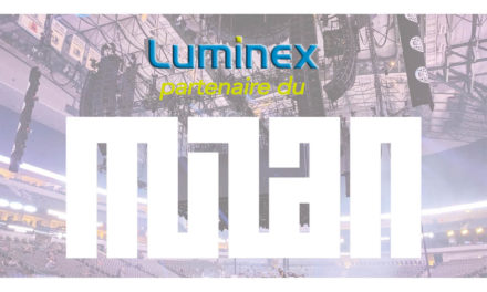 LUMINEX AU CATALOGUE AUDIOPOLE