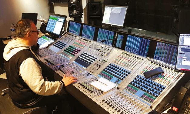 UNE VISTA X POUR LE NOUVEAU GRAND STUDIO DE RTL