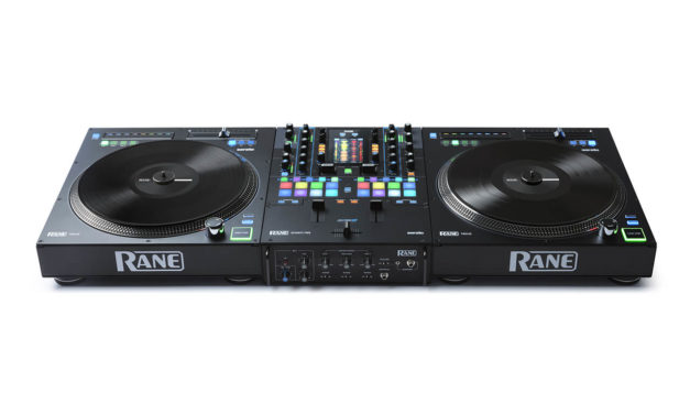 RANE Table de mixage Seventy-Two + contrôleur Twelve