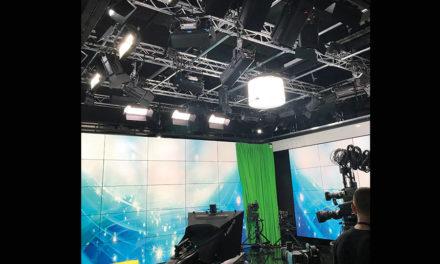 ESL FOURNIT L'ÉQUIPEMENT DES NOUVEAUX PLATEAUX DE BFMTV ET RMC !