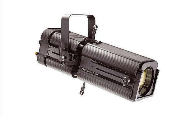 PROJECTEUR PROFILO LED 200 BLANC CHAUD 3 200 K