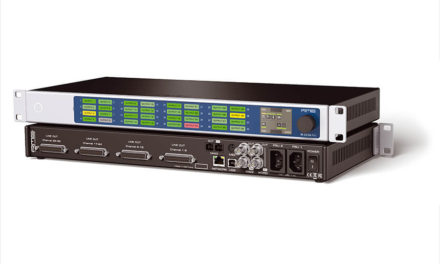 AUDIO-TECHNICA – RME – M-32PRO AVB