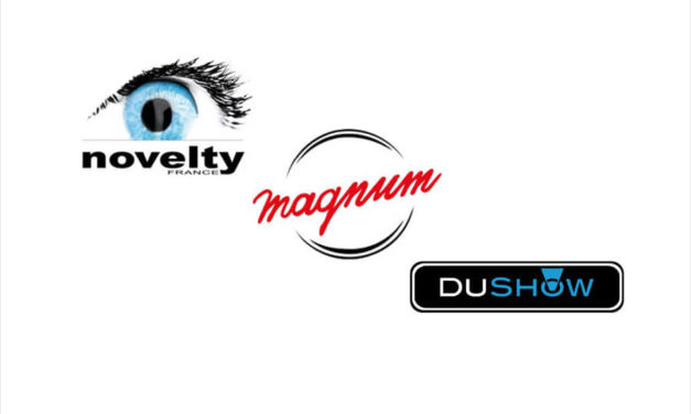 Novelty France – Magnum – Groupe Dushow : Nouveau leader européen