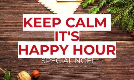 Les Happy Hours de Robe avec un bonnet rouge