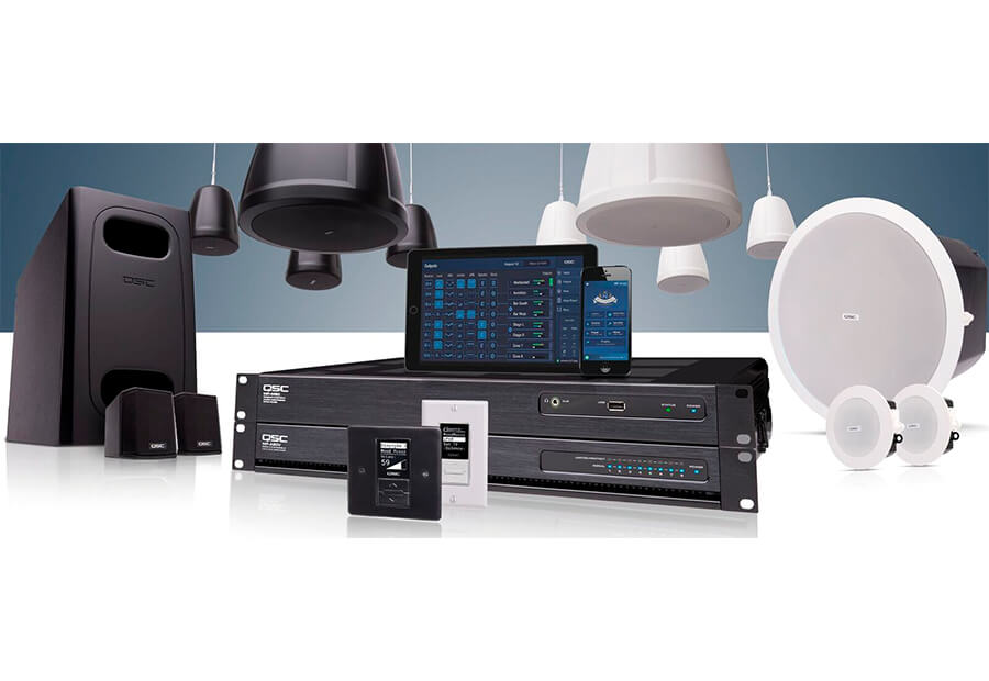 ISE 2019 – QSC SYSTEMS