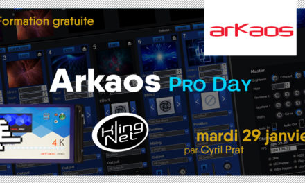 Formation gratuite ARKAOS PRO DAY