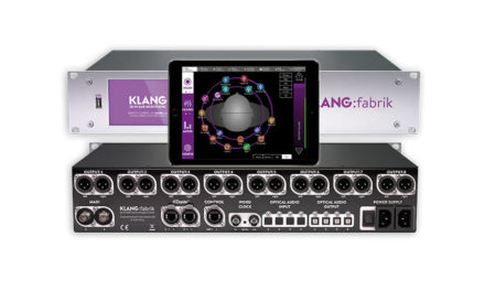 KLANG TECHNOLOGIES REJOINT AUDIOTONIX