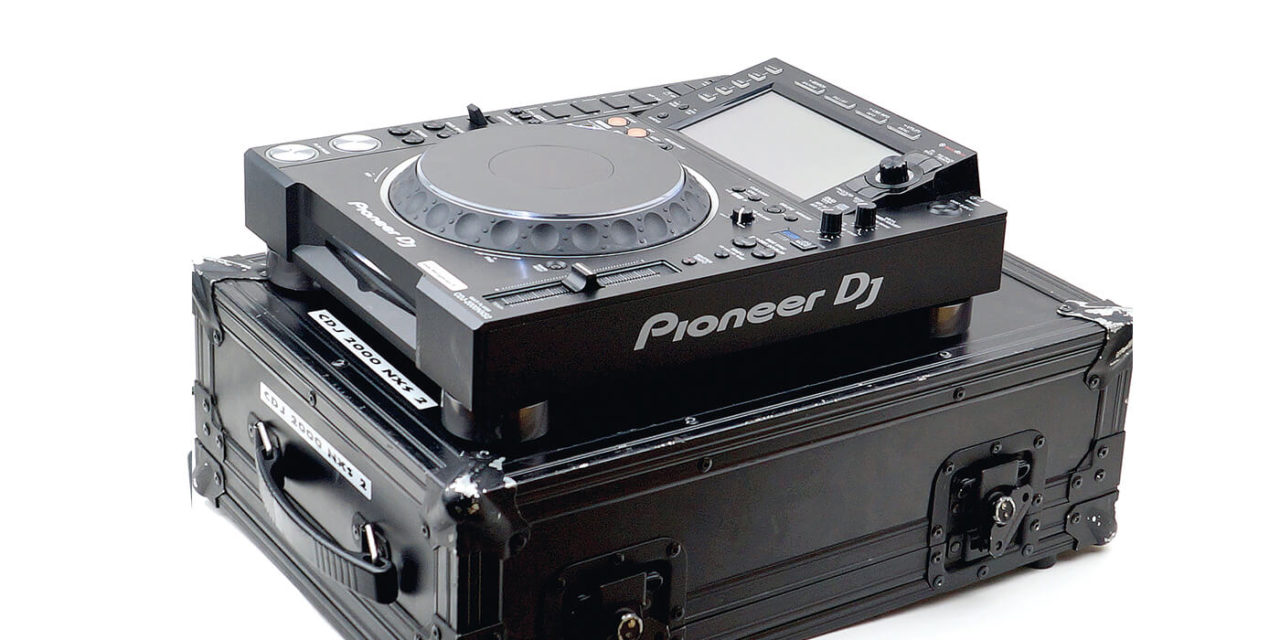Entretien du Pioneer CDJ-2000NXS2