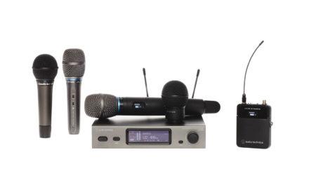 Système HF Série 3000 Audio-Technica