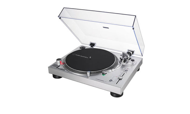 AUDIO-TECHNICA : PLATINE AT-LP120USB