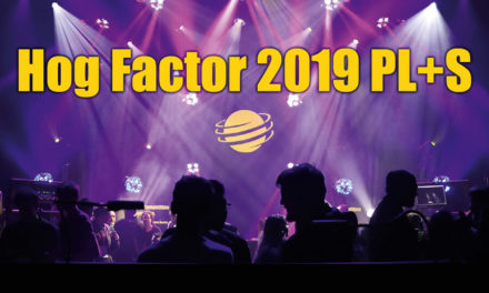 HIGH END SYSTEMS OUVRE LES INSCRIPTIONS POUR HOG FACTOR 2019
