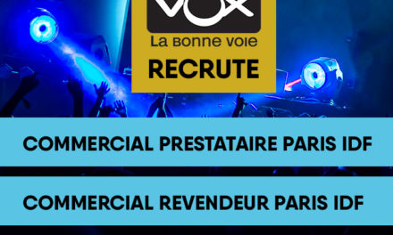 FREEVOX recrute