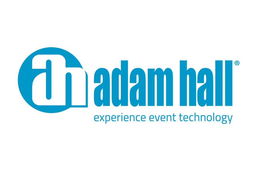 ADAM HALL ÉTEND SES SOLUTIONS POUR INSTALLATION