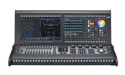 HIGH END SYSTEMS LANCE LA HOG 4-18 ET LA VERSION 3.11