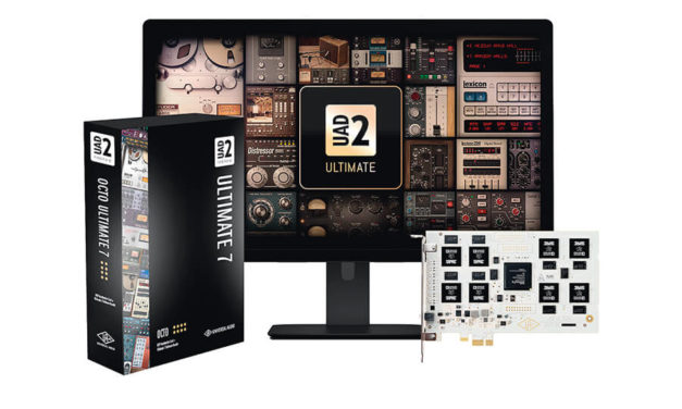UNIVERS SONS PRÉSENTE ULTIMATE 7 PAR UNIVERSAL AUDIO