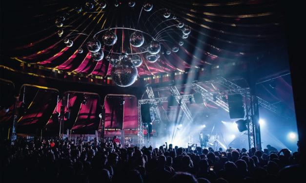Immersion sonore en festival