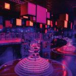 Son et lumière au Futuroscope