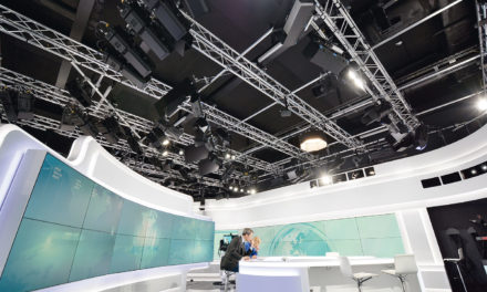 Les studios TV d'Altice Media
