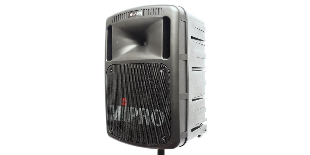 MIPRO MA-808