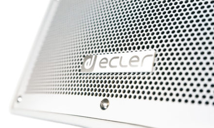 PROJECTEURS DE SON ECLER IP56