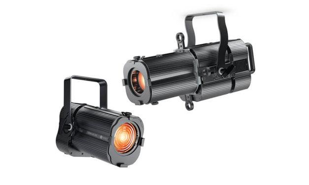 SCENA LED 120 HQS ET PROFILO LED 120 HQS