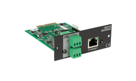 AUDAC SOLUTION PLUG AND PLAY