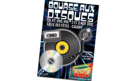 BOURSE AUX DISQUES DE CAUDRY