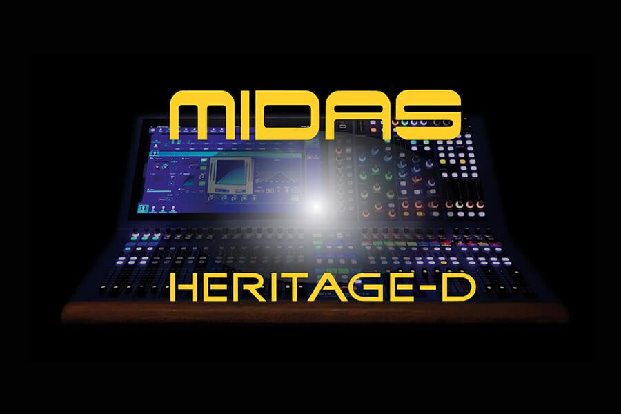 MIDAS HÉRITAGE-D