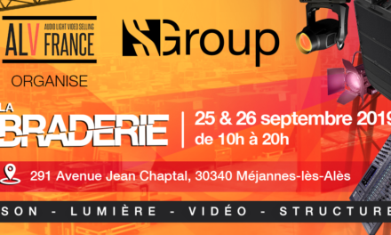 La Braderie S Group c'est en septembre !
