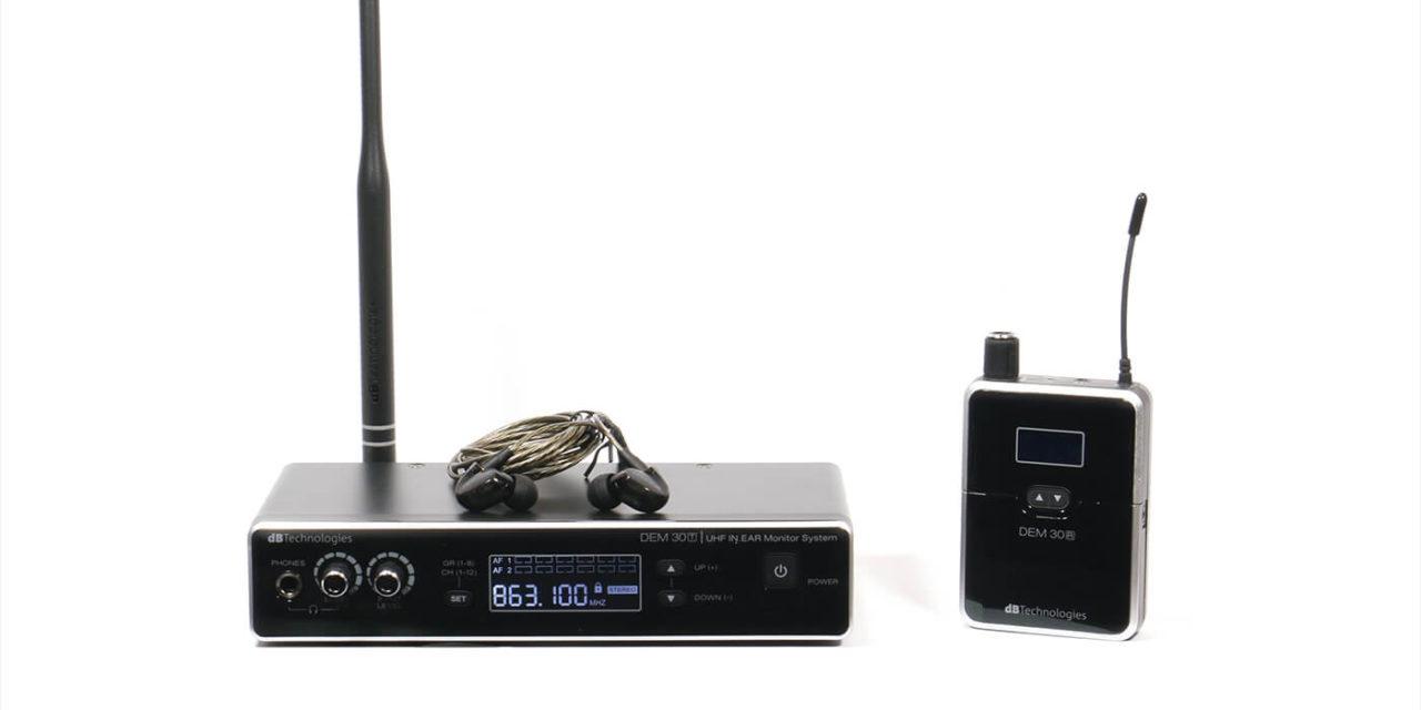 dB Technologies DEM30