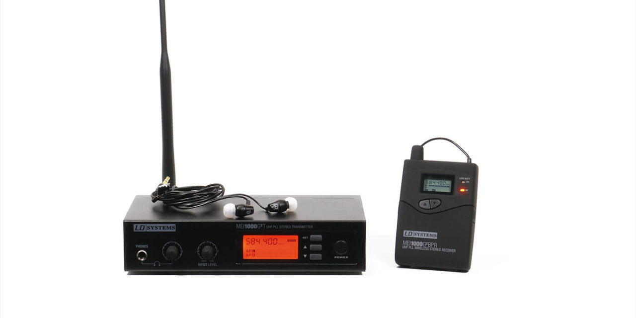 LD Systems MEI1000G2