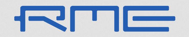 Les interfaces USB RME compatibles avec macOS 10.15 Catalina