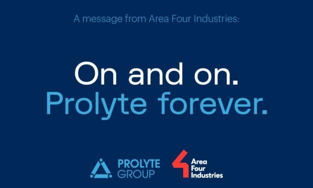 Area Four Industries acquiert Prolyte