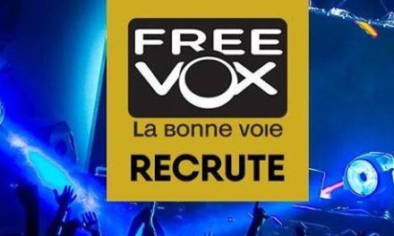 FREEVOX recrute un(e) assistant(e) administratif(ve) pour son service après-vente lumière & vidéo
