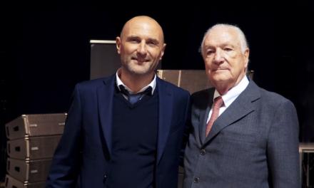 Giovanni Barbieri prend les fonctions de Directeur Général du fabricant dBTechnologies