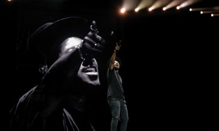 Soprano, Phoenix Tour au stade Vélodrome