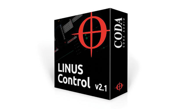 MISE À JOUR LINUS CONTROL V2.1