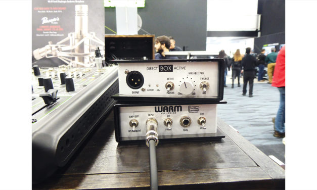 #NAMM2020 – WARM AUDIO