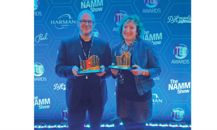 #NAMM2020 – GENELEC