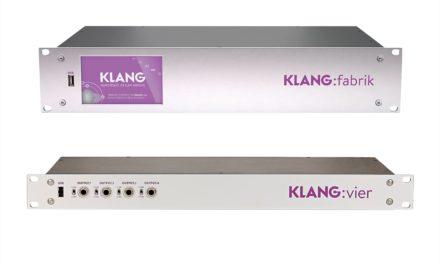 Processeurs Klang