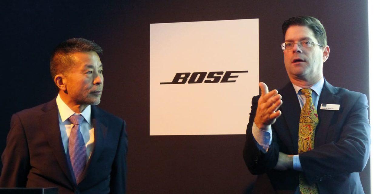 Bose Work
