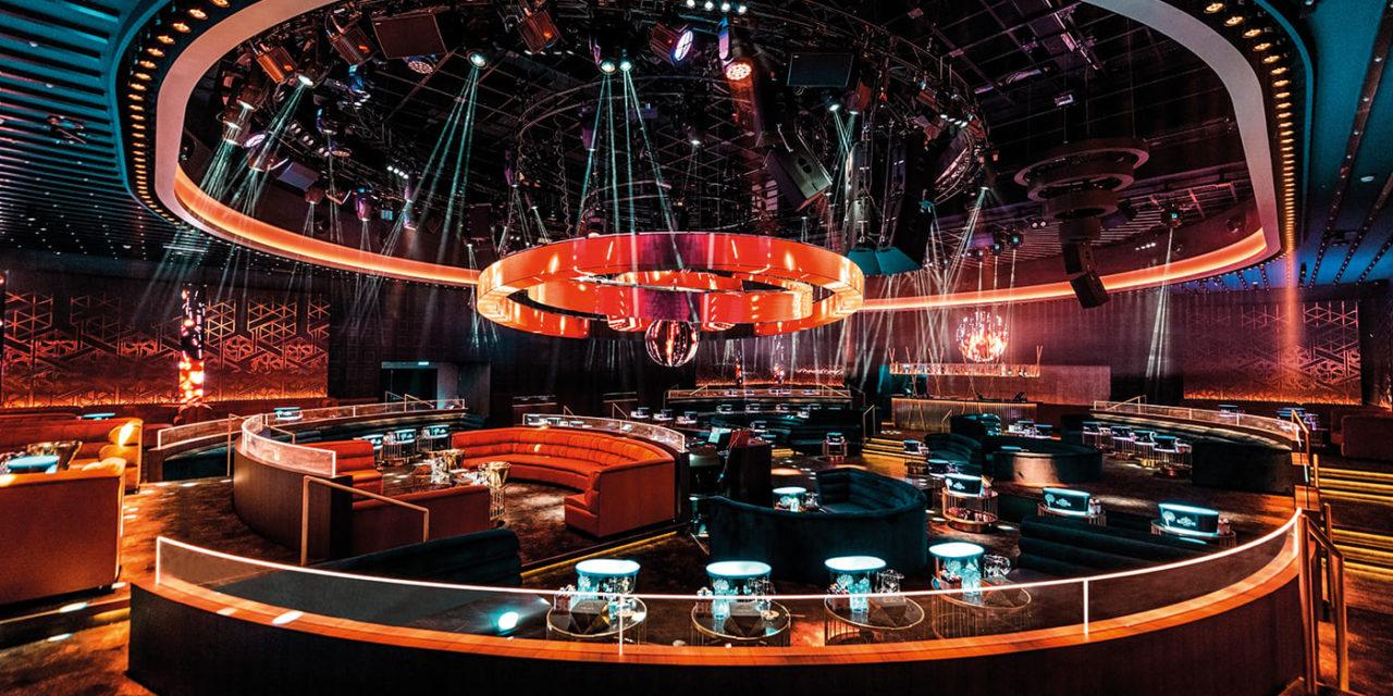 Colorsonic : maître intégrateur en club