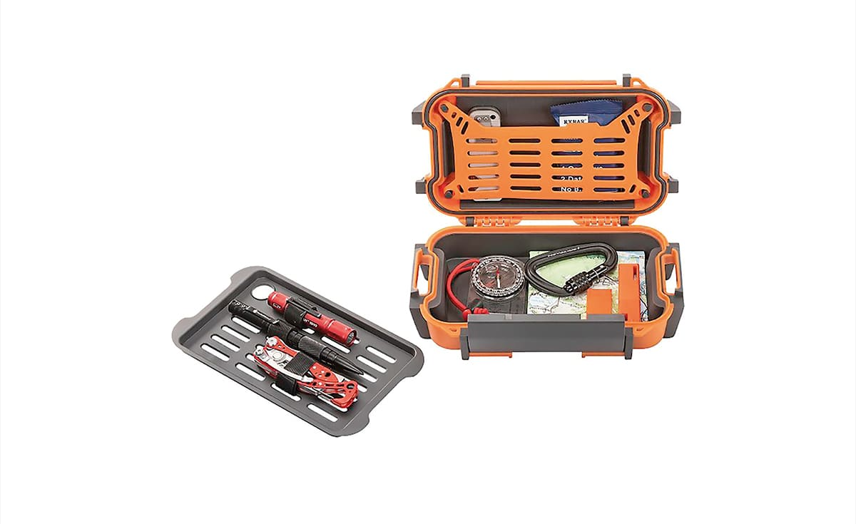 Pelican Ruck Case R40 Orange
