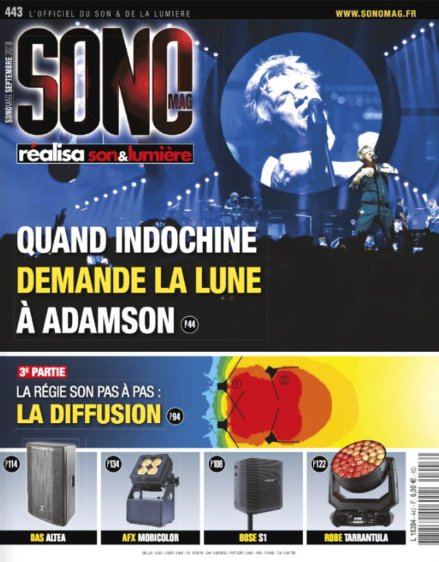 Profitez de l'accès gratuit à SONO Mag !