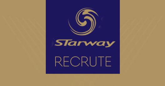 STARWAY recrute un Chef Produit