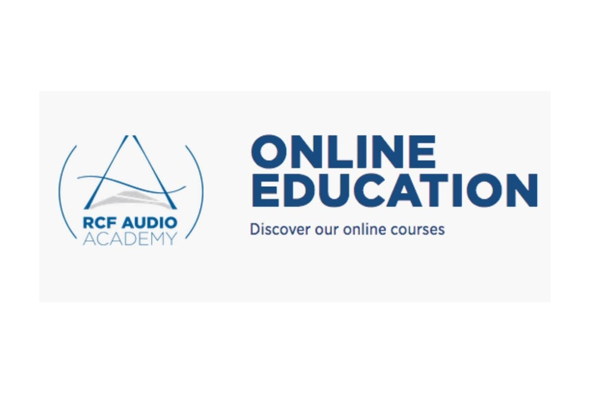 RCF Audio Academy