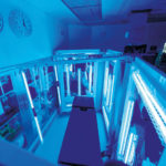 Traitement antivirus par rayonnement UVC