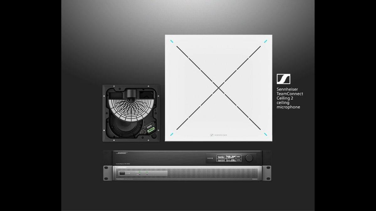 Bose pro ES1 Ceiling Audio