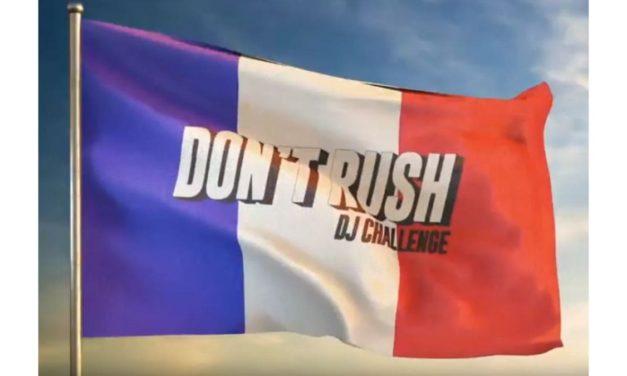 Don't Rush Dj Challenge